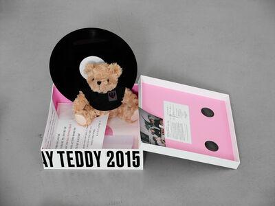 Tobias Kaspar, 'Heart-Bite Valentine's Day Teddy', 2015