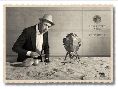 Thomas Herbrich, 'Lunar Landing Vehicle', 1969/ 2011