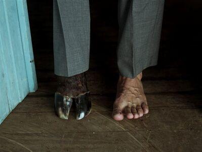 Cristina De Middel, 'THE GOAT FOOT', 2018