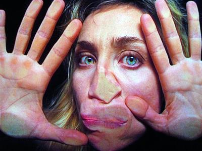 Pipilotti Rist, 'Open My Glade (Flatten) (still) ', 2000