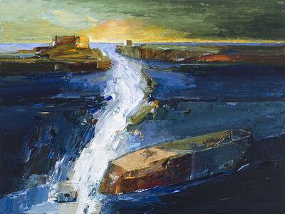 André Pitre, 'Passage fluvial', 2018
