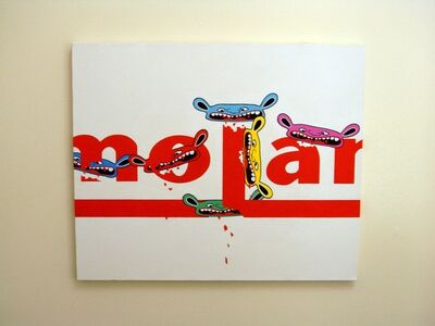 CEAUX, 'LIMOLAND - The Big Eaters', 2010