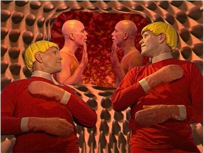 Bjørn Melhus, 'No Sunshine', 1997