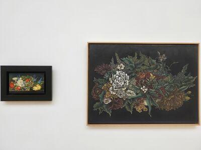 Yang Jiechang 杨诘苍, 'These are still flowers Blumenarrangement', 1913-2013