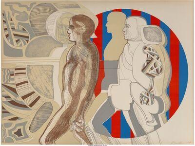 Arnold Belkin, 'Untitled 3', 1969