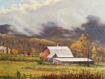 Sergio Roffo, 'Lifting Storm, Cambridge, Vermont', 2021