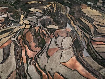 Edward Burtynsky, 'Dryland Farming #24, Monegros County, Aragon', 2010