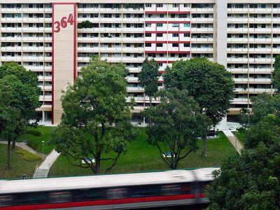 Peter Steinhauer, 'Block #364, Singapore - 2013', 2013