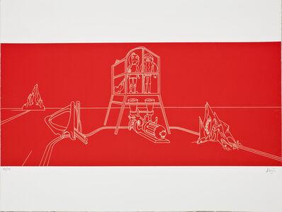 Lux Linder, 'PICTOBACILLUS HELVETICUS', 2011