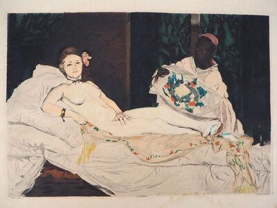 Édouard Manet, 'Olympia', XIXth century