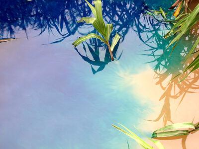 Raquel Schwartz, 'Still Blue - Chope Abubuya ', 2014