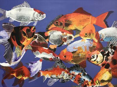 Myasia Dowdell, 'Special Golden Fish', 2017
