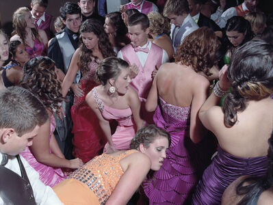 Mark Neville, 'Woodland Hill High School Prom no. 1', 2012