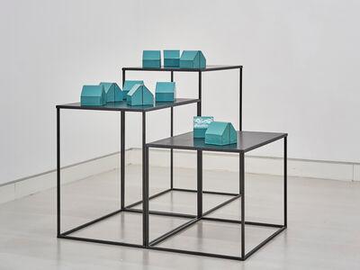 Bettina Pousttchi, 'Houses', 2017