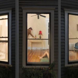 Julie Blackmon, 'Night Windows', 2008