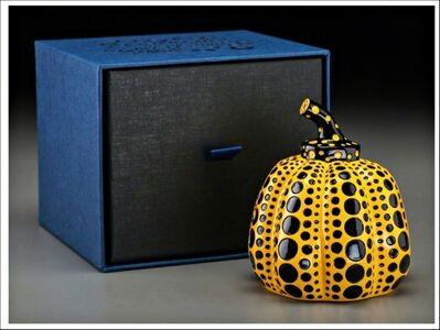 Benesse Holdings, Japan for Yayoi Kusama, 'Yellow Pumpkin (Artist Designed & Authorized Naoshima Edition) in artist designed gift box', 2013