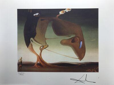 Salvador Dalí, 'Architecture surréaliste (1932)', 1988