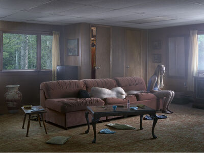 Gregory Crewdson, 'The Den', 2013
