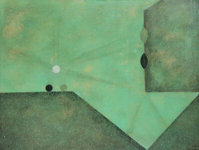 Jorge González Velázquez, 'La guía', 2016
