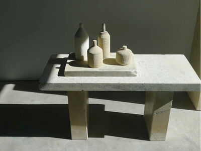 Jane Rosen, 'Stone Morandi Table ', 2016