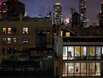 Gail Albert Halaban, 'Chelsea, Manhattan, 22nd Street, Yellow Walls', 2013