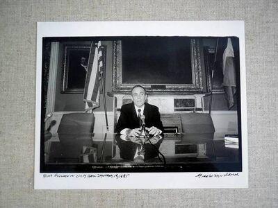 Fred W. McDarrah, 'Rudy Giuliani', 1990-1999