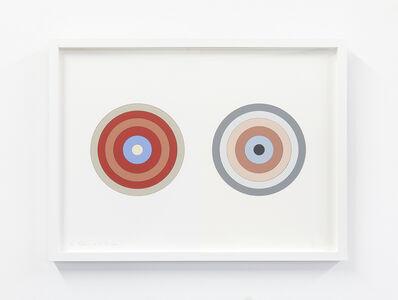 Douglas Coupland, 'Corbusier Target 10', 2016
