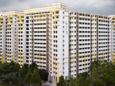 Peter Steinhauer, 'Block #623, Singapore - 2013', 2013