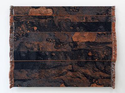 Otobong Nkanga, 'Steel to Rust - Calibration'
