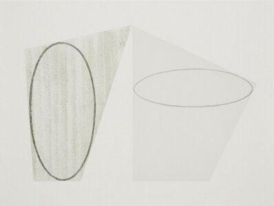 Robert Mangold (b.1937), 'Untitled, State A ', 1988