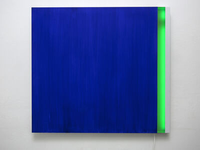 Vittorio Corsini, 'Sul finire dell'occhio celeste', 2011