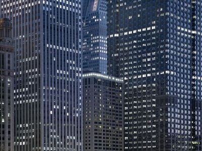 Michael Wolf (b. 1954), 'Transparent City #13', 2007