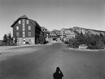Jonathan Calm, 'Green Book (Crater Lake Lodge 1)', 2020
