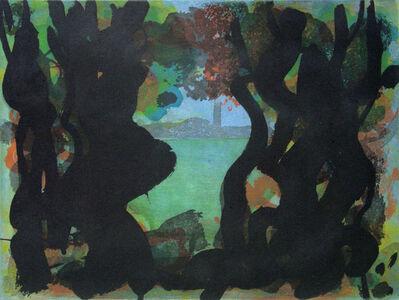 Paul Resika, 'Through the Trees (Evening)', 1998