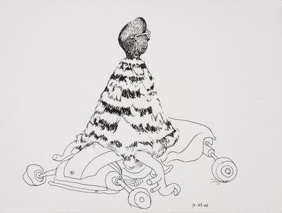 Trenton Doyle Hancock, 'Mobile Mound', 2004