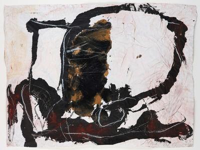 Emil Schumacher, 'G-107/1988', 1988