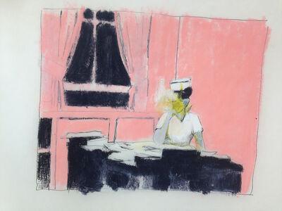 Mercedes Helnwein, 'Green Nurse'