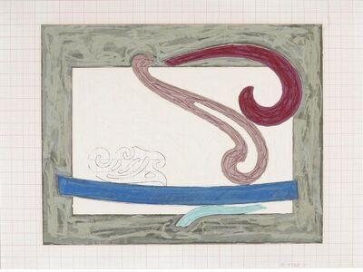 Frank Stella, 'Noguchi's Okinawa Woodpecker', 1977