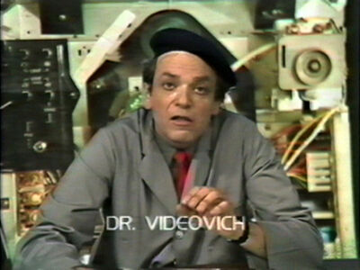 Jaime Davidovich, 'The Live! Show (April 29, 1983)', 1983