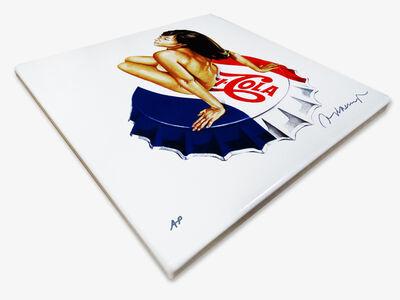 Mel Ramos, 'Lola Cola', 2005