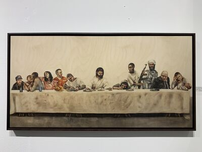Johan Andersson, 'Last Supper', 2019