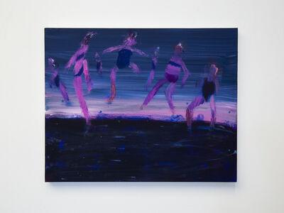 Katherine Bradford, 'Celebration By the Beach', 2018