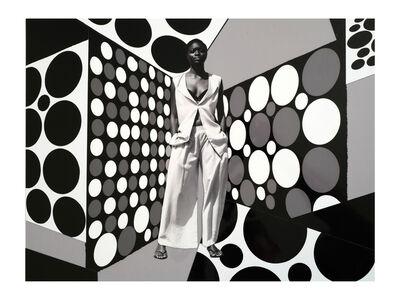 Vincent Michéa, 'Fatou Pompidou - série #29', 2018