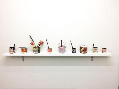 Rose Eken, 'Homage A Pollock', 2016