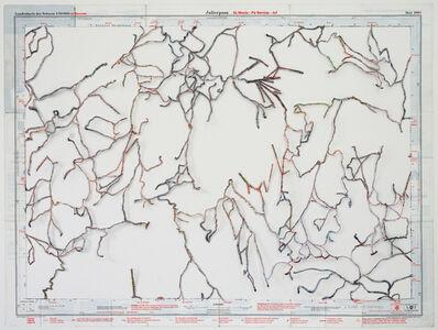 Anett Frontzek, 'julierpass 268, 1979/1', 2019