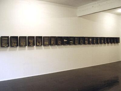 Wolf Vostell, 'Zyklus Calatayud', 1973