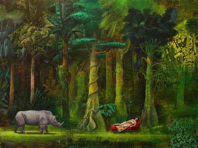 Sylvain Lefebvre, 'Clara's Dream', 2021