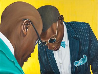Zemba Luzamba, 'Two Heads', 2015