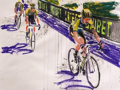 Erik A. Frandsen, 'Giro d'Italia', 2019