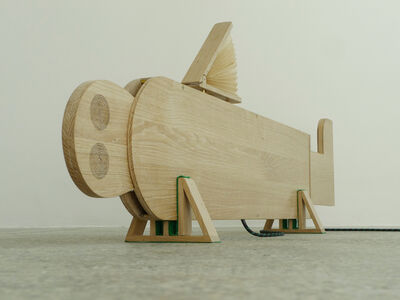 Sebastian Buczek, 'Untitled (breathing)', 2015
